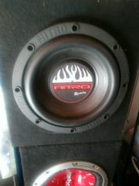 black and gray Pioneer subwoofer Pico Rivera, 90660