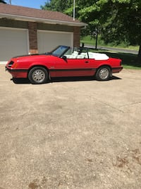Ford - Mustang - 1986 Orrville, 44667