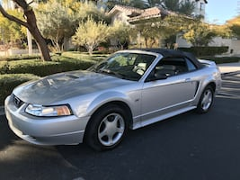 2000 Ford Mustang GT V8