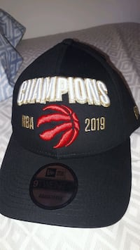 Toronto championship hat never worn, retail 60,00$