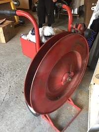 Industrial Strapping Cart  Montréal, H4R 3K6