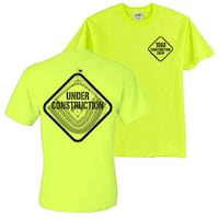 Worksite tshirt printing Des Moines