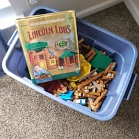 LINCOLN LOGS Indian Trail, 28079