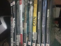 assorted Xbox 360 game cases Arvada, 80004