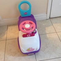 Disney kids car. In excellent condition working perfect Hamilton, L8V 4K6