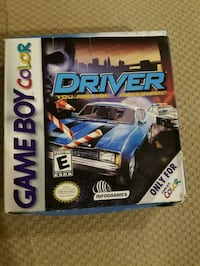 Nintendo gameboy color driver box only  Mississauga, L4W 4A1