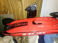 Brand new RC boat it only been in the water 2 time Plaquemine, 70764
