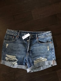 6 pair women's shorts Toronto, M9A 1A2