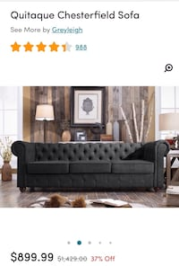 Sofa and Loveseat Set Charleston, 29455