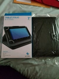 Black tablet cover with stand Prescott Valley, 86314