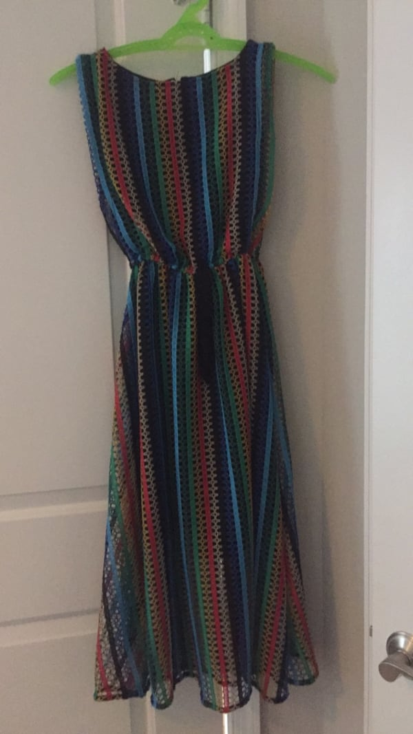 Eva Franco dress from Anthropologie. Worn only once. Perfect condition! Size 0P 3e6ac3b5-b36c-4bef-a43a-2e516a8b92a6