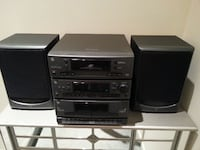 GE Stereo Sound System w/ Remote Control SAYREVILLE