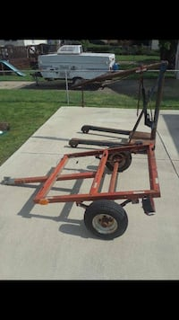 100 for the set trailer with new tires and cherrypicker  West Chester, 45069