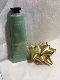 New: Crabtree & Evelyn hand cream VANCOUVER
