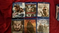 Blu-ray movies see photos for titles $5 each Aiken, 29801
