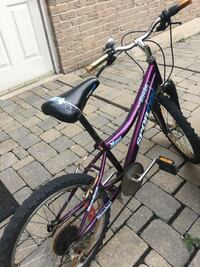 purple and black BMX bike Markham, L3R 3J4