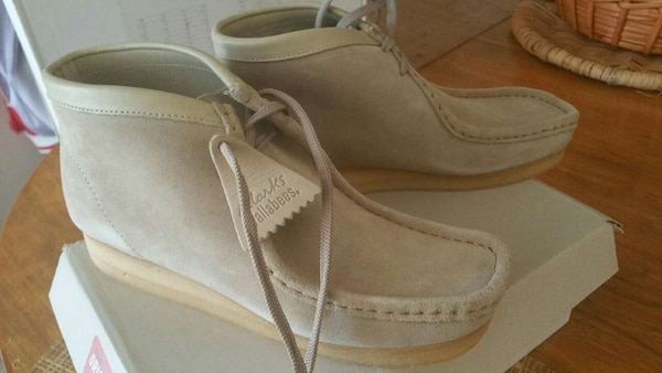 4b4acc5391d527 Used Suade Wallabees for sale in Norfolk - letgo