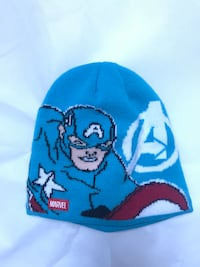 Berretto blu marvel captain america Milan