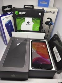 iPhone 8 64gb with T-Mobile Pikesville, 21208