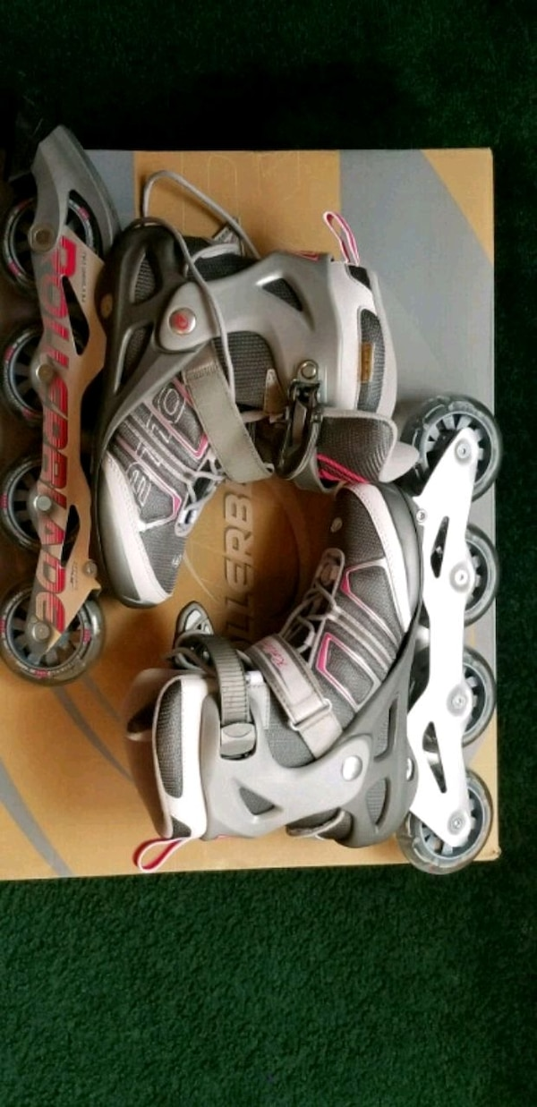 Womens Rollerblades- size 6 0