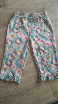 Hello Kitty PJ Pants Size 4T Quinte West, K8V 6T3
