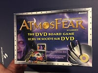 Atmosfear DVD board game multiplayer Halloween adventure Waterloo, N2T 0A3