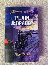 Plain Jepardy by Alison Stone