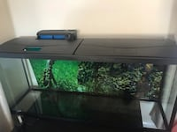 Fish tank with filter and accessories  Falls Church, 22042