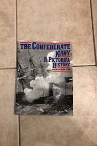 The Confederate Navy  A Pictorial History Broomall, 19008