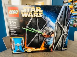 Lego Star Wars UCS Tie Fighter 75095 SEALED BRAND NEW RETIRED GIFT!