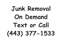 Junk removal Chevy Chase