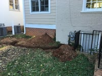 Digging/excavation and hauling North Chesterfield