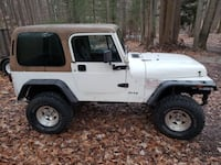 Jeep - Wrangler - 1995 *new parts* Exton, 19341