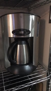 PC stainless steel electronic coffee maker Mississauga