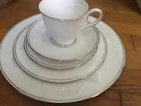 Lenox 5- piece place setting for two NIB New Carrollton, 20784