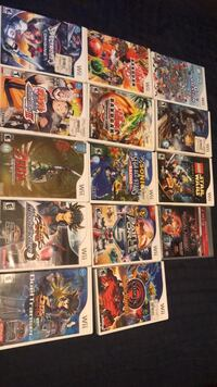 Wii games 43 km