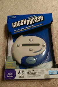 Electronic game CatchPhrase