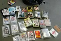Sports cards collection Vancouver, V6A 3A6