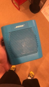 Bose color  soundlink speaker Haymarket, 20169