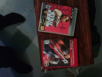 two Sony PS3 video games Lucan, N0M 2J0