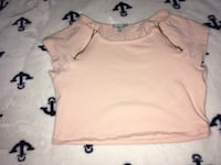 !CHARLOTTE ROUSE!! Pink crop top Phoenix, 85307