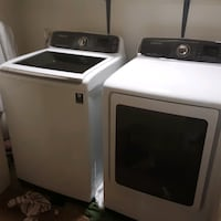 Samsung Washer and Dryer Set. ( will sell separate if necessary )