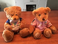 Nascar stuffed bears (sold as each set) null, L2H 0X7