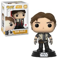 black and white Pop ! vinyl figure with box Woodbridge, 22193