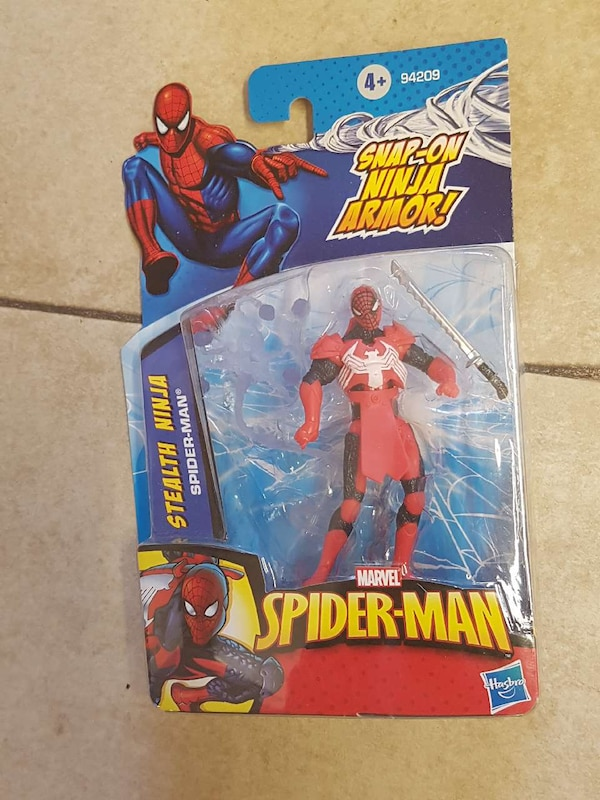 Muñeco Spiderman