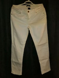 Juicy Couture White Skinny Jean's Size 13 Quinte West, K8V