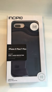 Brand New In Box iPhone 7 Plus and 8 Plus Case London, N6B 0A7