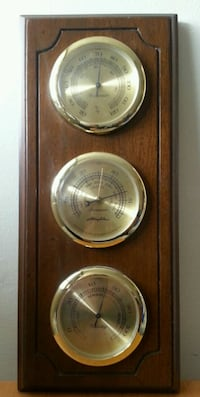 AIRGIDE TRADITIONAL BAROMETER  Mississauga, L5N 2X2