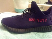 black Adidas Yeezy Boost 350 V2 Conyers, 30094