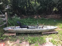 12ft fishing kayak West Kingston, 02892